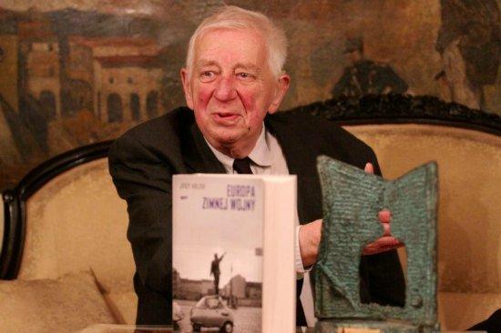 Nagroda im. Jana Długosza dla Jerzego Holzera