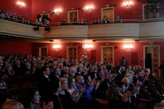 Otwarcie Teatru im. Stefana Jaracza w Olsztynie
