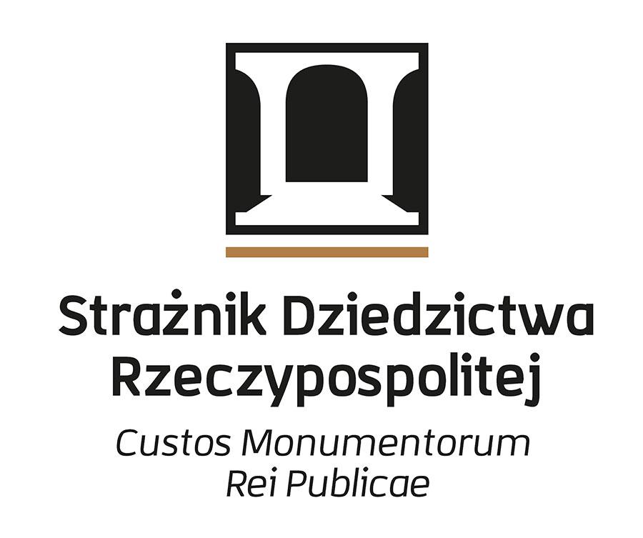 """logo konkursu """"Strażnik Dziedzictwa Rzeczypospolitej"""""""