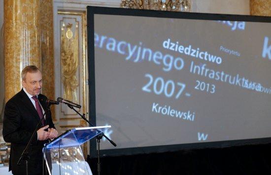 Unijne dofinansowanie kultury. fot.: Danuta Matloch