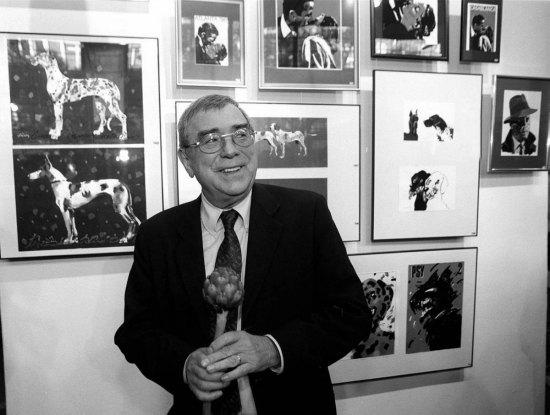 Waldemar Świerzy na zdjęciu archiwalnym PAP/CAF Radek Pietruszka
