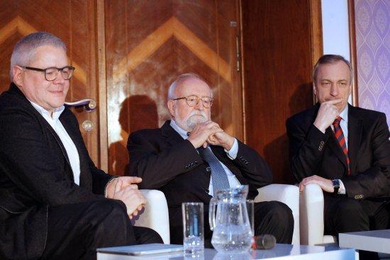 Uroczysta inauguracja internetowej kolekcji Trzech Kompozytorów. fot.: Danuta Matloch