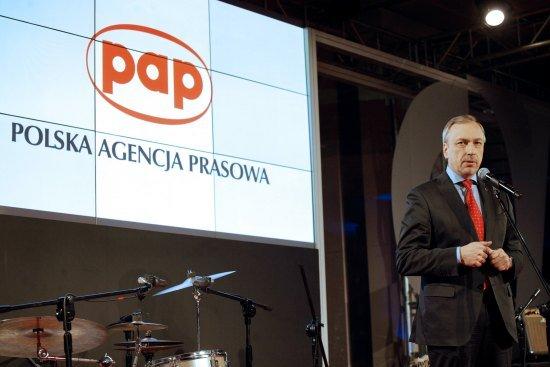 Nagrody PAP im. Ryszarda Kapuścińskiego. fot.: Danuta Matloch