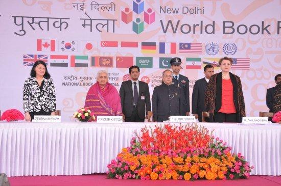 Polska gościem honorowym Międzynarodowych Targów Książki w New Delhi