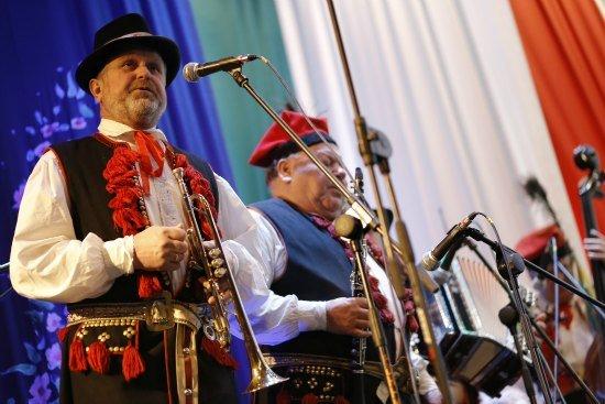 Pierwszy koncert inaugurujący uroczyste obchody,  odbył się 21 lutego w Przysusze,  gdzie urodził się Oskar Kolberg. fot. Danuta Matloch