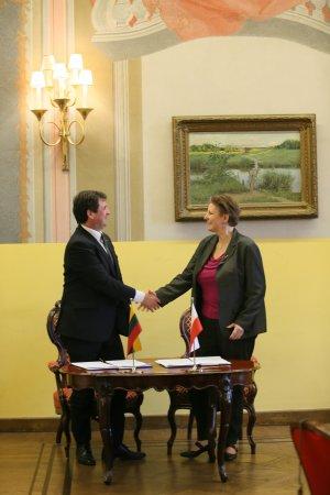 VIII posiedzenie Polsko-Litewskiej Grupy Ekspertów