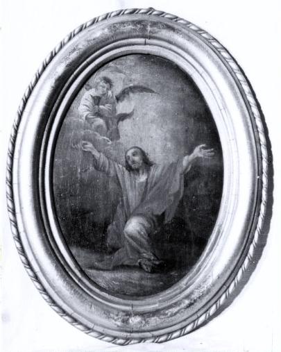 Modlitwa w Ogrójcu