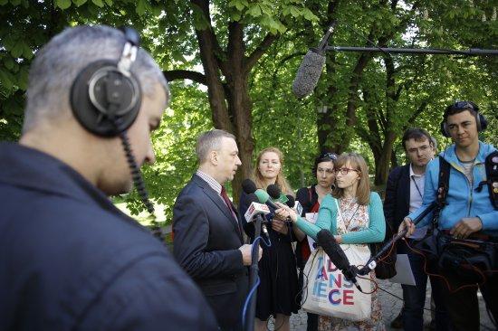 Konferencja 10 lat Polski w Unii Europejskiej. Nowa przestrzeń dla kultury