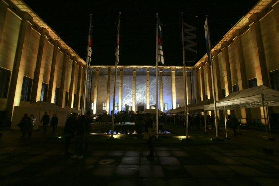 Noc Muzeów 2014 w MNW. fot. M. Bajkowska