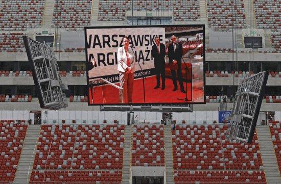 Warszawskie Targi Książki 2014,  fot.: Danuta Matloch