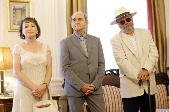 Uroczystość wręczenia Medali Zasłużony Kulturze Gloria Artis.  Foto Danuta Matloch.