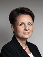 Minister Małgorzata Omilanowska