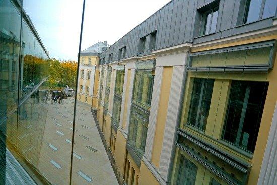 Nowy budynek warszawskiej ASP / fot. Danuta Matloch