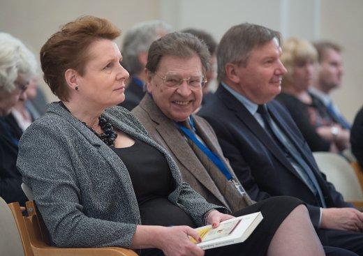 """Inauguracja konferencji """"Zrabowane – odzyskane. Dobra kultury – przypadek polski"""". fot. Paweł Mazur"""