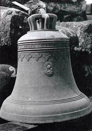 Zabytkowy dzwon Maria