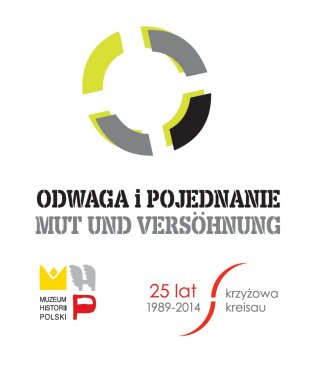 logo wystawy. mat. Biuro Prasowe Muzeum Historii Polski