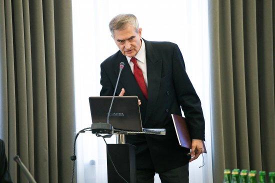 Posiedzenie senackiej komisji kultury z udziałem minister Małgorzaty Omilanowskiej. fot. Danuta Matloch
