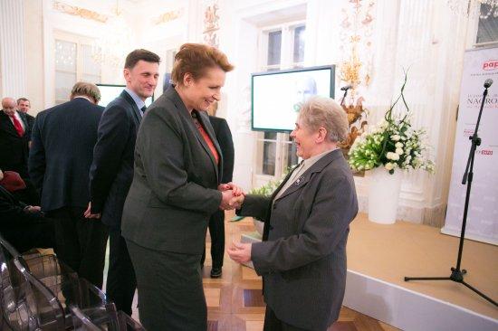 IV edycja nagrody PAP im. Ryszarda Kapuścińskiego. fot. Danuta Matloch