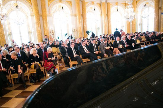 Nagrody Ministra Kultury i Dziedzictwa Narodowego dla studentów uczelni artystycznych. fot. Danuta Matloch