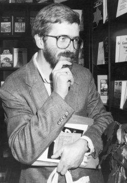 Stanisław Barańczak.fot.: PAP/Andrzej Rybczyński