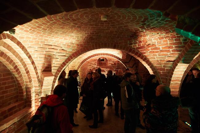 Muzeum urządzone w refektarzu i kuchni XIII-wiecznego klasztoru w Gdańsku uroczyście otwarto 30 grudnia br. Foto: PAP/Adam Warżawa