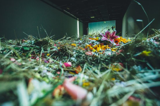 Christian Boltanski,  W mgnieniu oka,  Cricoteka,  fot. StudioFILMLOVE