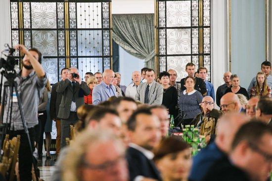 Debata w Sejmie poświęcona projektowi Prawo do kultury. autor zdjecia: Danuta Matloch