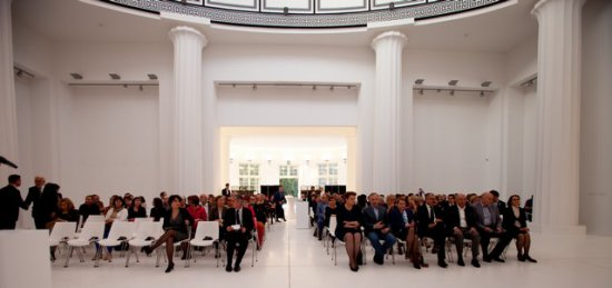 Uroczyste otwarcie przebudowanego i wyremontowanego Pawilonu Czterech Kopuł we Wrocławiu. autor zdjecia: Arkadiusz Podstawka