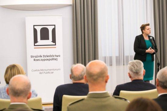 Gała finałowa 3 edycji Nagrody Strażnika Dziedzictwa Rzeczypospolitej. autor zdjecia: Danuta Matloch