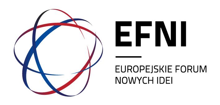 Logo Europejskie Forum Nowych Idei