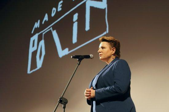 Gala z okazji pierwszych urodzin wystawy POLIN - Podróż przemian. autor zdjęcia: Danuta Matloch