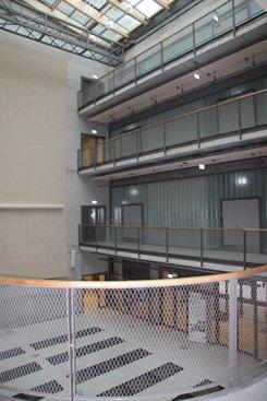 Na zdjęciu: Nowy budynek Uniwersytetu Artystycznego w Poznaniu