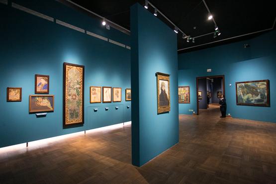 Mistrzowie pastelu. Od Marteau do Witkacego w Muzeum Narodowym w Warszawie