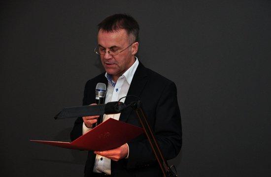 na zdjęciu: Podskeretarz Stanu Jarosław Sellin na konferencji Zmiany systemowe – nowa szansa dla zabytków