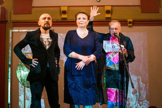 Inauguracja obchodów 250 LAT TEATRU PUBLICZNEGO W POLSCE z udziałem Minister Kultury i Dziedzictwa Narodowego,  prof. Małgorzaty Omilanowskiej. fot. Danuta Matloch