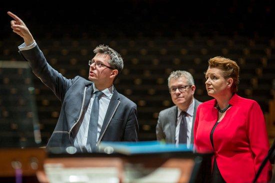 Filharmonia Łódzka. fot. Dariusz Kulesza
