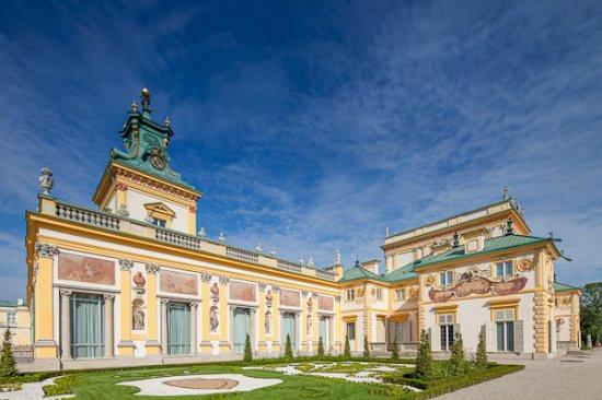 Muzeum Pałacu Króla Jana III w Wilanowie. Fot.: Mariusz Lis
