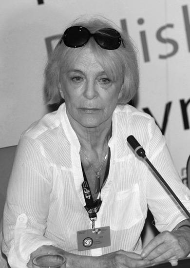 Barbara Sass, PAP/Stach Leszczyński