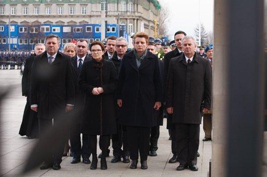 Centralne uroczystości poświęcone 75. rocznicy Zbrodni Katyńskiej fot. Jacek Łagowski