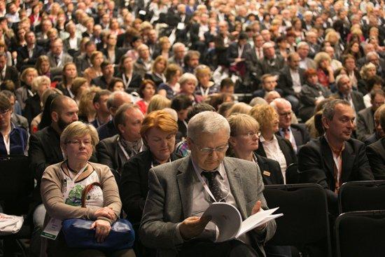 Inauguracja I Kongresu Muzealników Polskich. fot. Danuta Matloch