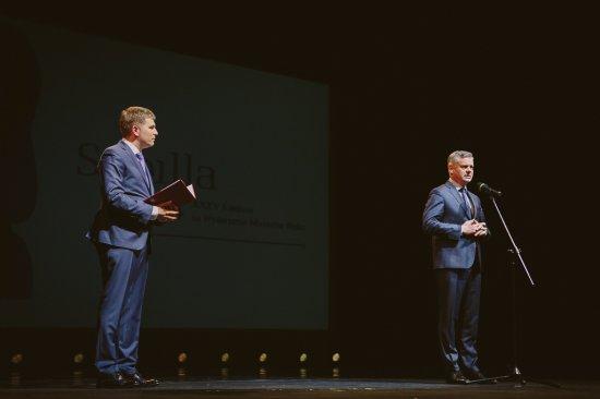 Gala finałowa Konkursu na Wydarzenie Muzealne Roku Sybilla 2014. Zdjęcia dzięki uprzejmości NCK