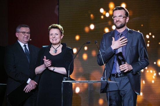 Gala wręczenia Dorocznych Nagród Ministra Kultury i Dziedzictwa Narodowego. fot. Danuta Matloch