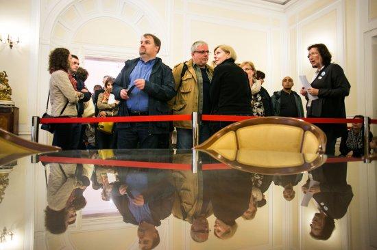 Noc Muzeów w MKiDN. fot. Danuta Matloch