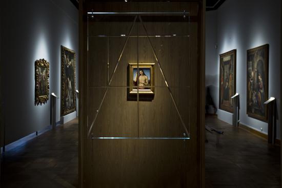 Na zdjęciu: Wystawa - Brescia. Renesans na północy Włoch - z udziałem ministra kultury prof. Piotra Glińskiego. autor zdjęcia: Bartosz Bajerski