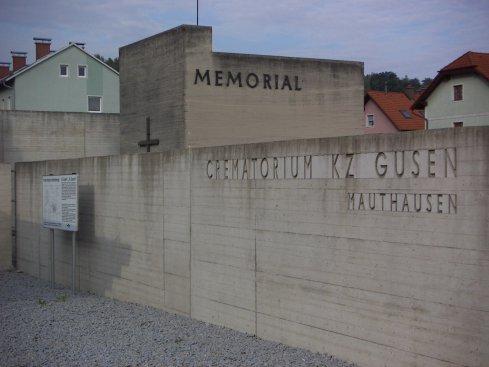 Na zdjęciu: Dawny obóz w Gusen to jedno z największych miejsc zagłady Polaków w czasie II wojny światowej