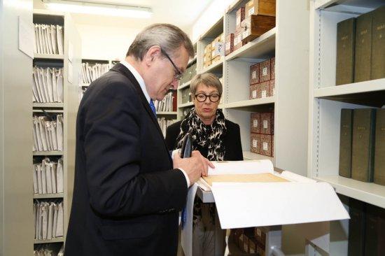 Na zdjeciu: Wicepremier Piotr Gliński w Maisons-Laffitte. autor zdjęcia Rafał Krawczyk