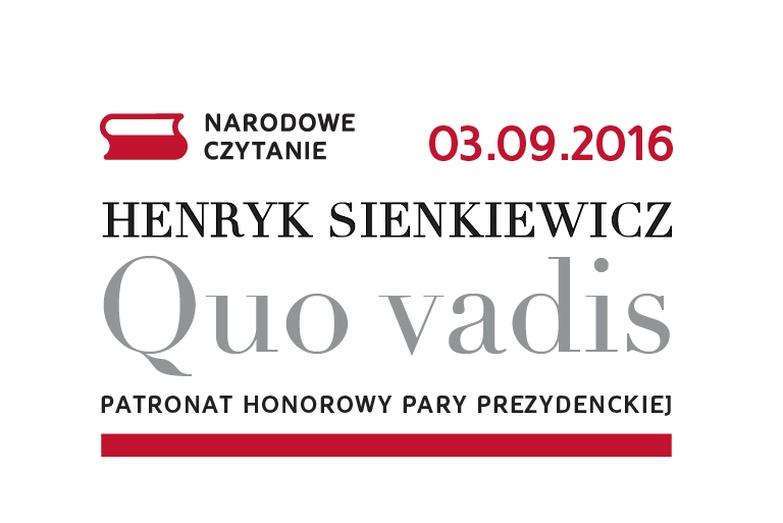 Logo akcji Narodowe czytanie