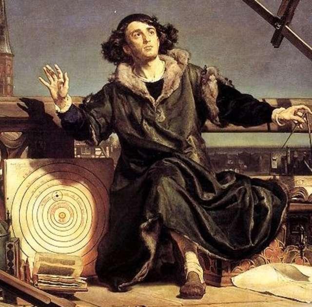 Na zdjęciu: Mikołaj Kopernik