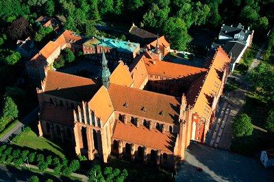 Na zdjęciu: Bazylika Katedralna w Pelplinie.