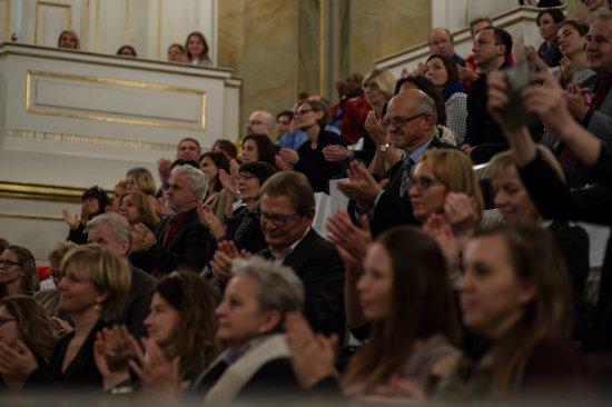 Konferencja - podsumowanie dofinansowań w ramach Mechanizmu Finansowego EOG,  oraz funduszy norweskich/autor zdjęcia Danuta Matloch/